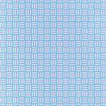 水色とピンク色の算崩し模様・和柄のA4サイズ背景素材