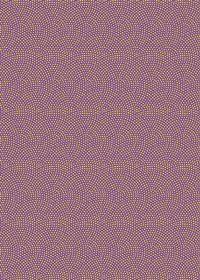 紫色と黄色の鮫小紋模様・和柄のA4サイズ背景素材