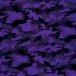紫と黒の迷彩・カモフラージュ柄のA4サイズ背景素材