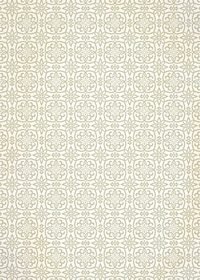 白い西洋風のA4サイズ背景素材