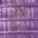 紫色の木の塀のA4サイズ背景素材