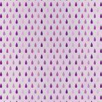 紫色のドロップ柄A4サイズ背景素材
