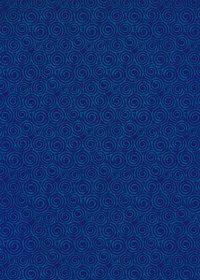 紺色のおどろどろしい渦柄A4サイズ背景素材