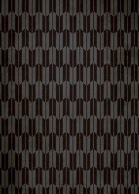 黒色の矢絣・和柄のA4サイズ背景素材