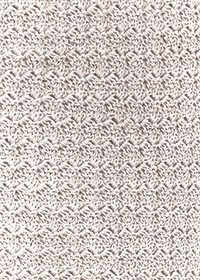 白色のウールのA4サイズ背景素材