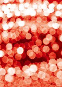 赤くボヤケて光るA4サイズ背景素材データ