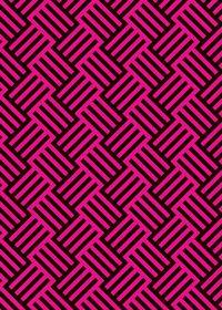 ピンクと黒のバスケット柄A4サイズ背景素材