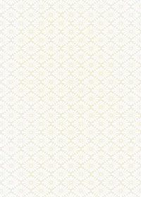 白い菊菱柄A4サイズ背景素材