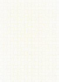 白色の算崩し模様・和柄のA4サイズ背景素材