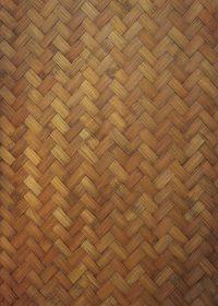 木の板が組み合ったテクスチャーA4サイズ背景素材