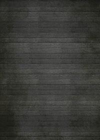 ブラックの板の間・木材のA4サイズ素材
