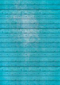 青色の板の間・木材のA4サイズ背景素材